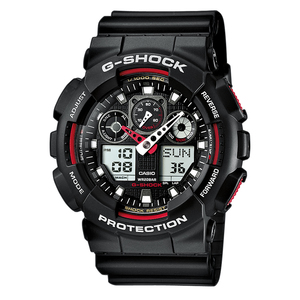 Montre Casio G-Shock GA-100-1A4ER
