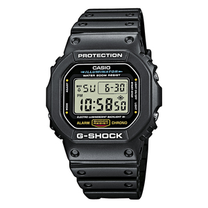 Montre Casio G-Shock DW-5600E-1VER